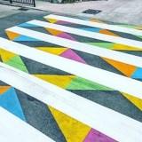 Crosswalks art
