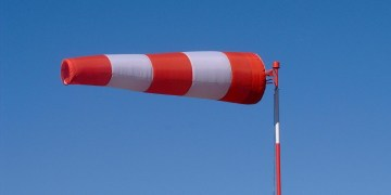 Windsocks At Airport