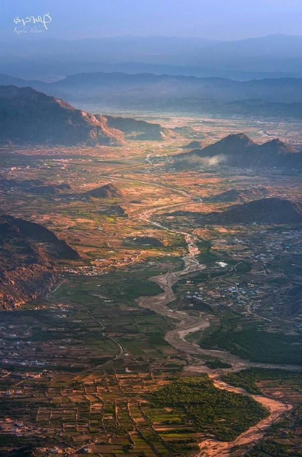وادي الغيناء