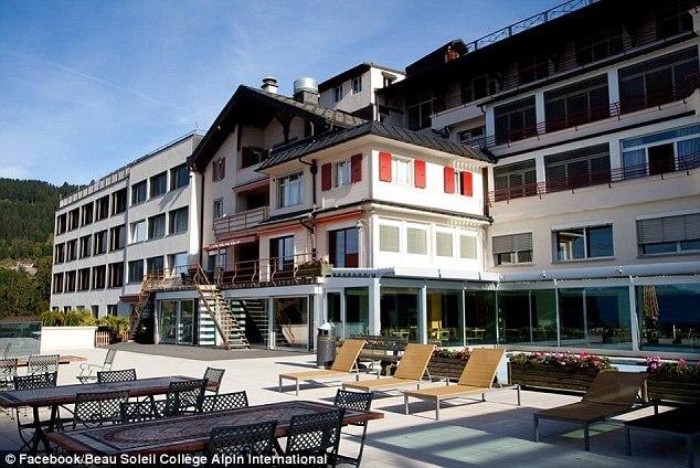مدرسة سويسرية