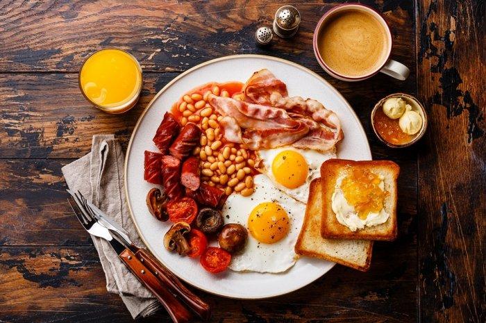 إفطار إنجليزي