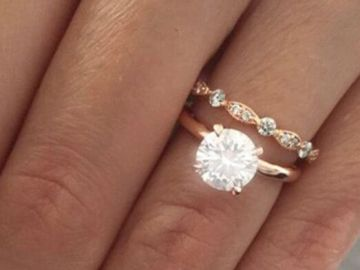 This is the most popular engagement ring in the world right now