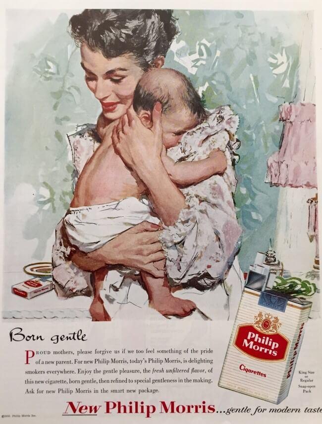 التدخين للحامل