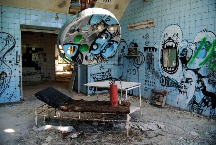 مستشفى عسكري