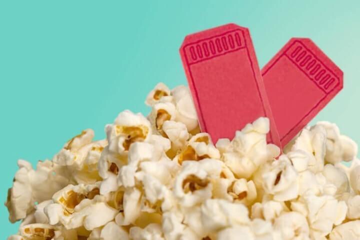 تذاكر السينما