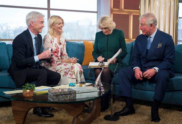أفراد العائلة المالكة في بريطانيا