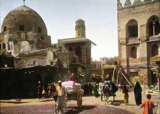 مدن العالم قديمًا