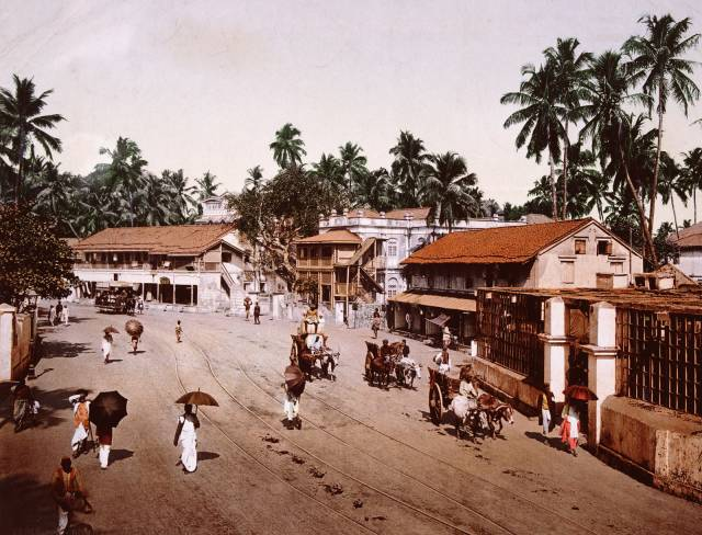 - صور مدن العالم قبل 100 عام
