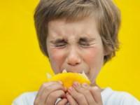 تحدي قضم الليمون