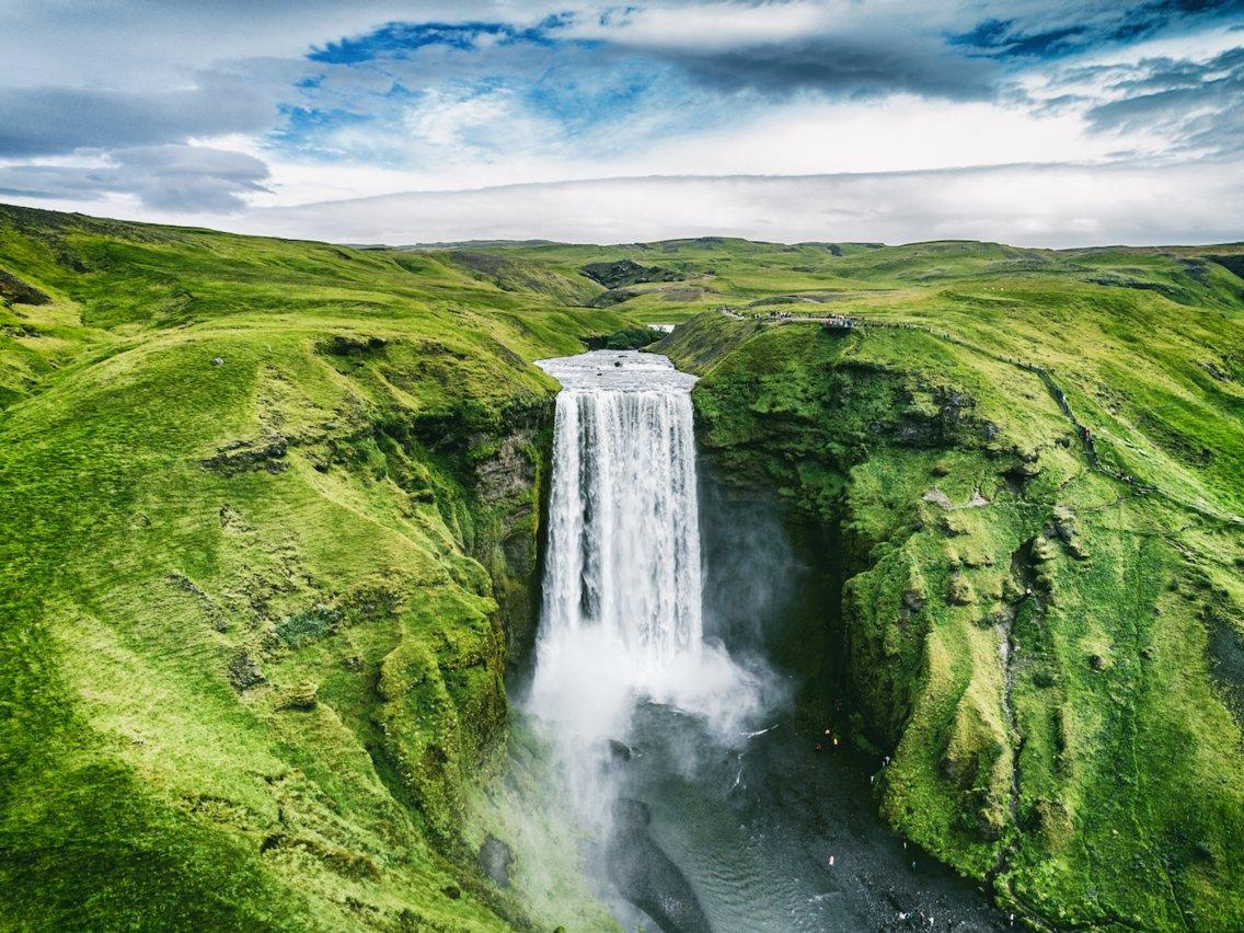 أماكن طبيعية مذهلة