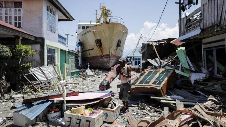 The Indonesian tsunami