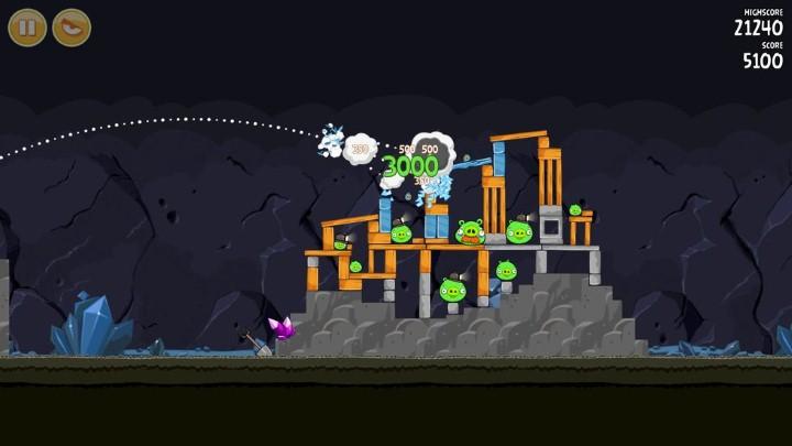 لعبة Angry birds 108204
