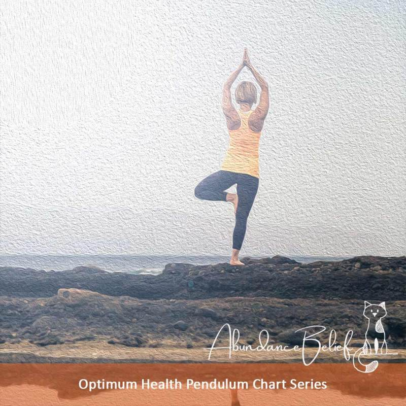 bundle deal - product optimum health - Bundle Deal – Inspiration + Optimum Health Series Pendulum Dowsing Charts Collection