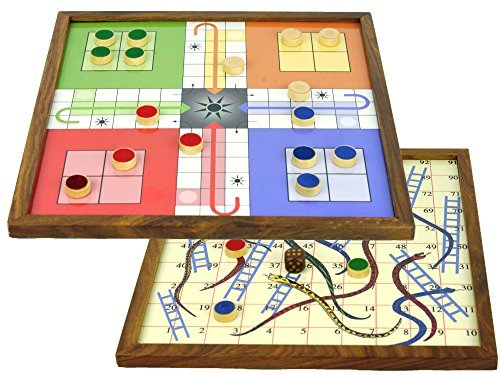 Pendulum Charts  soul memories - 10 inches handcrafted 2 in 1 reverse wooden magnetic game board snake ladder and ludo set on reverse  51 ECxK87 L - Soul Memories Dowsing Techniques 8 – Archangel Metatron, the Record Keeper