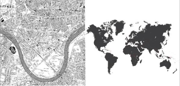 Ekta-map