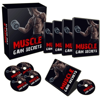 Muscle Gain Secrets PLR