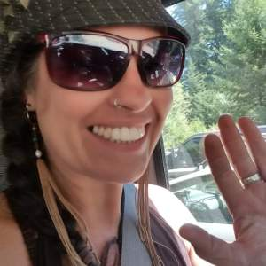 Dori Mondon Freeman | Driving a Van at Beloved Festival | Abundant Content