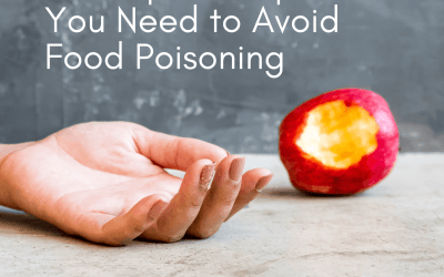 The Top Five Tips You Need to Avoid Food Poisoning