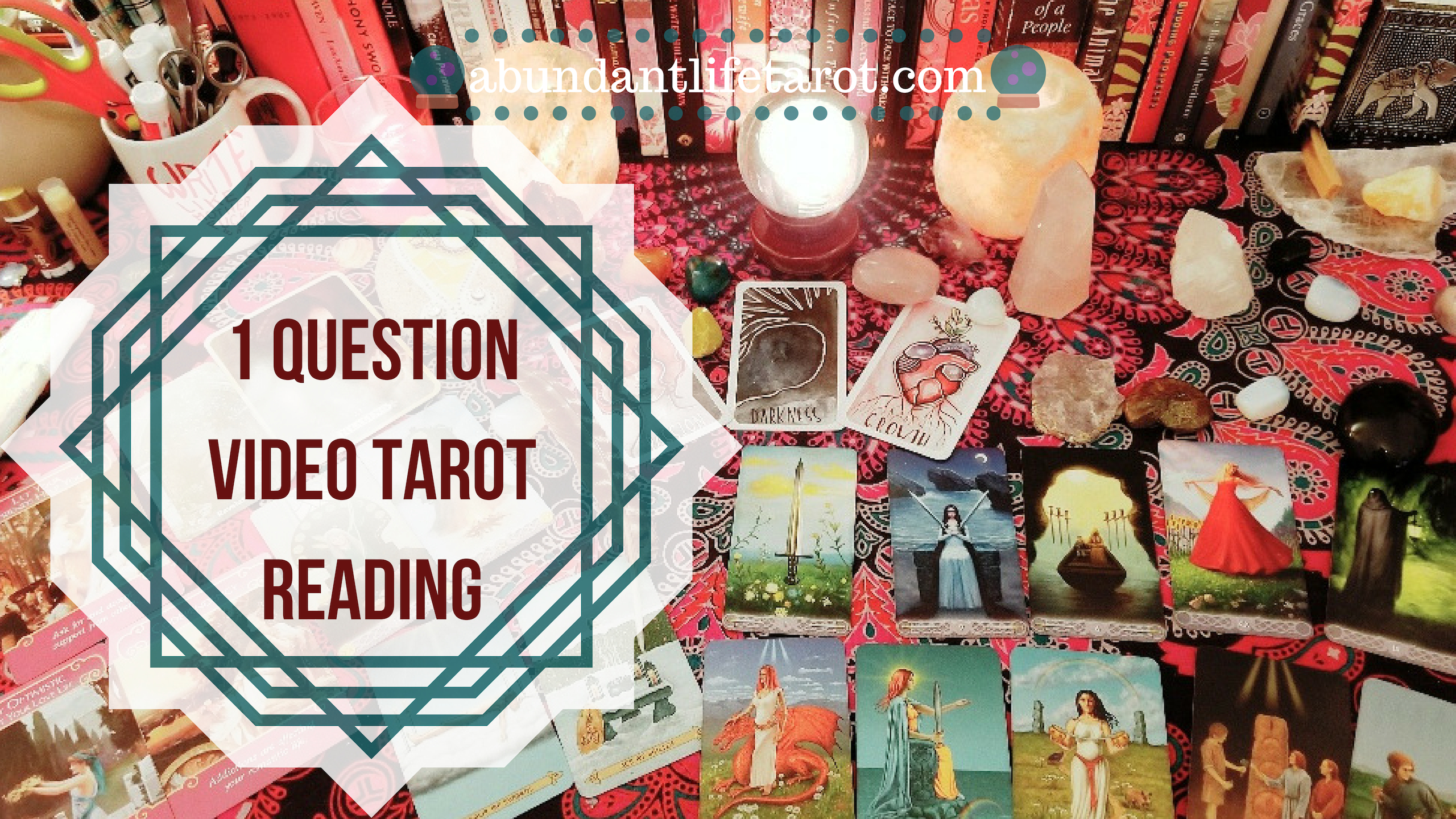 1 Question Tarot & Oracle Reading