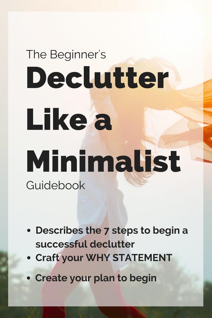 Declutter Like a Minimalist
