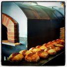 Blackbird bread and oven