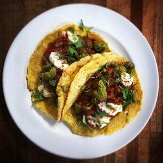 Little Star tacos