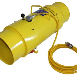 TORNADO BLOWER WITH EXPLOSION PROO