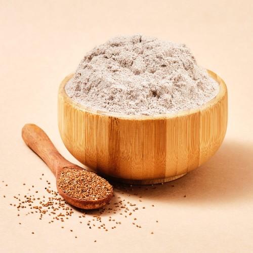 v874591 prozis organic gluten free brown teff flour 250 g 2