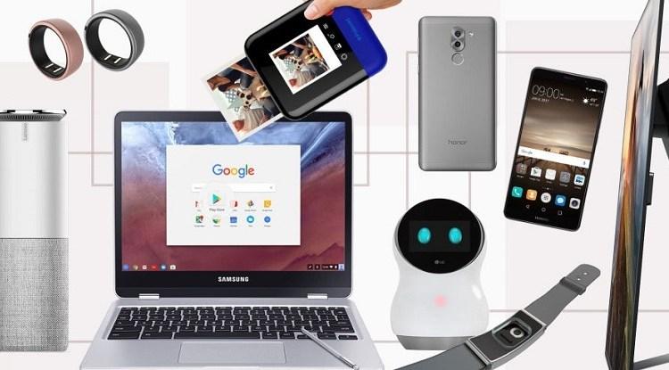 أبرز المنتجات التي تم الكشف عنها في CES 2018 قبل أيام
