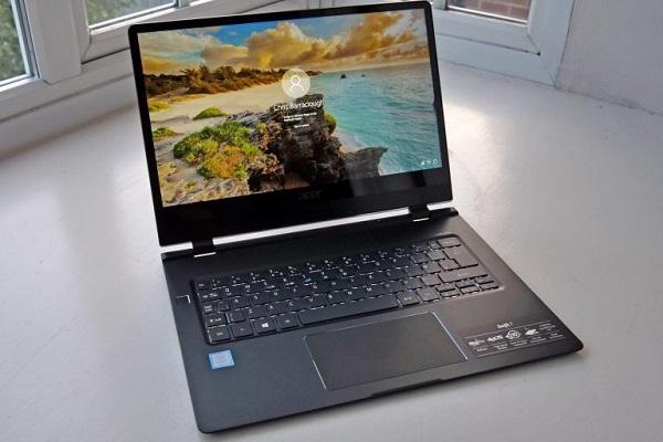 أداء حاسب Acer Swift 7