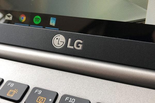 أداء حاسب LG gram
