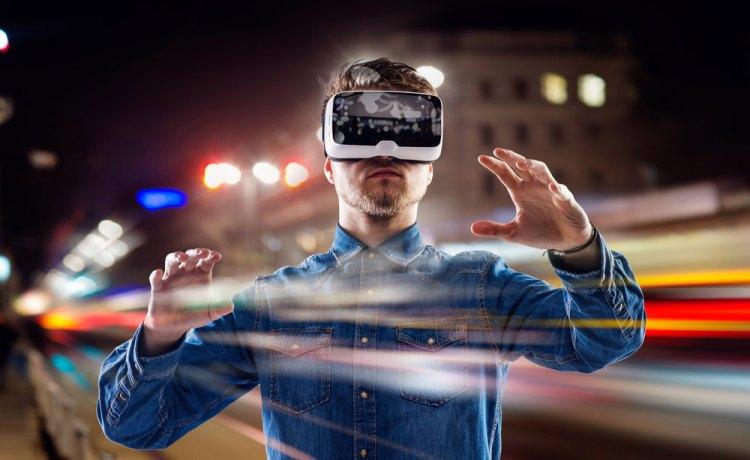 ألعاب الواقع الافتراضي
