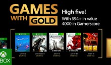 الألعاب المجانية لمشتركي إكس بوكس جولد لشهر يونيو 2017