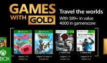 الألعاب المجانية لمشتركي إكس بوكس جولد لشهر أغسطس 2017