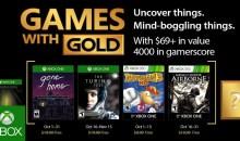 الألعاب المجانية لمشتركي إكس بوكس جولد لشهر أكتوبر 2017