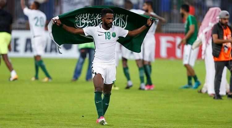 تأهل السعودية للدور الثاني من كأس العالم 2018