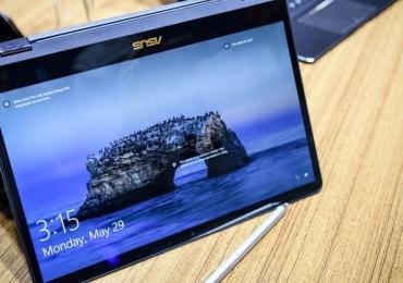 تعرف على الحاسب الأجمل والأرق أسوس ZenBook Flip S UX370