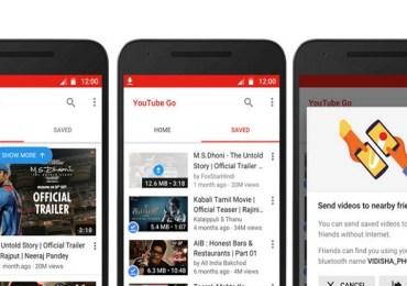 جوجل تعلن عن تطبيق يوتيوب جو للإنترنت الضعيف
