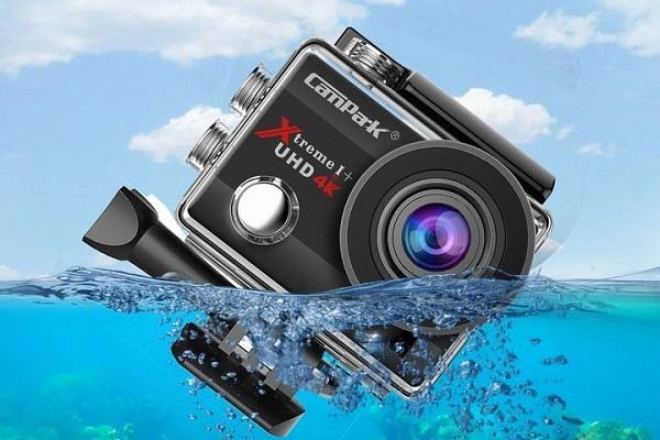 كاميرا CamPark 4K action