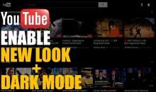 كيفية تفعيل النمط المظلم في يوتيوب بسهولة