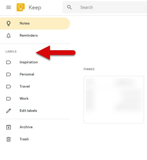 تستعمل ملاحظات قوقل Google Keep كيف-تستعمل-