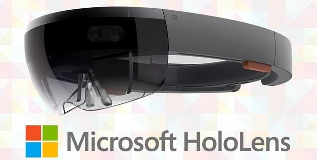 مايكروسوفت HoloLens