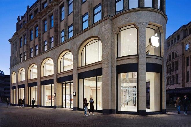 متجر Apple Schildergasse كولونيا