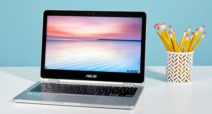 مراجعة حاسب أسوس Chromebook Flip C302CA
