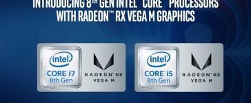 معالجات انتيل جيل ثامن مع بطاقة Radeon من AMD على شريحة واحدة! كل ما تود معرفته
