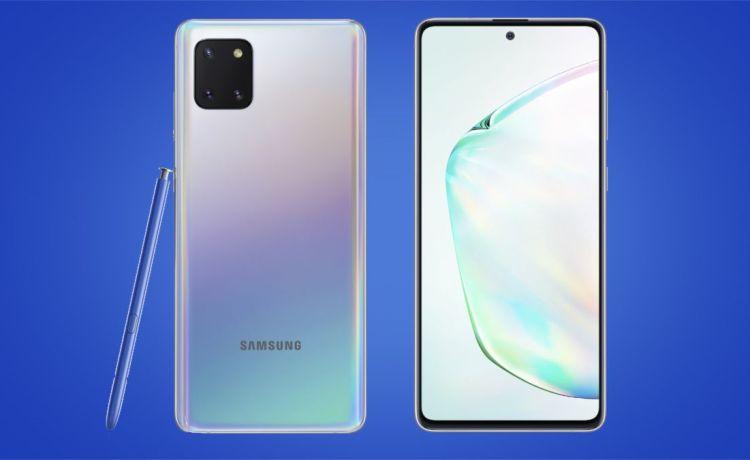 مقارنة بين هاتفي Galaxy S10 Lite وGalaxy S10