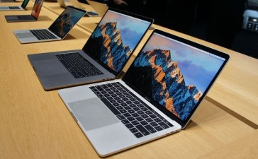 مقارنة بين MacBook و MacBook Pro و MacBook Air