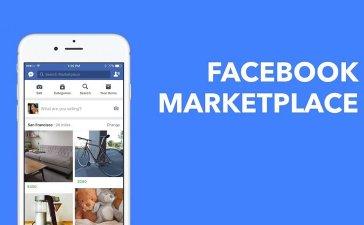منصة التسوق عبر فيسبوك MarketPlace متاحة الآن في 3 دول عربية