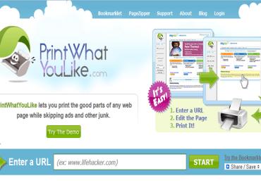 موقع مميز لتحرير وطباعة صفحات الانترنت بسهولة
