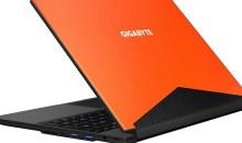 نظرة واسعة على حاسب الألعاب Gigabyte Aero 15